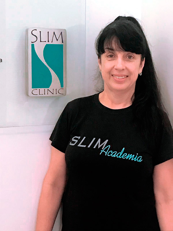 Valéria Bandini: Professora de Educação Física
